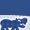 Royal Blue Hippos