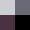 Gray/Burgundy/Silver/Black
