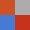 Gray/Pacific Blue/Orange/Red