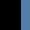 Black/Turquoise Zip