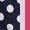 Ec Navy/Hot Pink