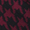 Berry Houndstooth