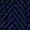 Navy Herringbone