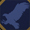 Magical Eagle/Navy Buckle