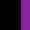 Black/Violet