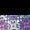 Black/Purple Geo