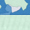 Imperial Blue Floral Camo/Fresh Mint