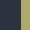 Navy Dark Blue/Gold