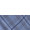 White/Frnch Blu Plaid