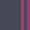 Navy/Navy/Red