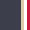 Navy/Beige White Red