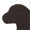 Dog Brown Leather
