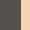 Charcoal/Neon Peach