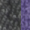Grey Melange/Purple Melange