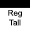 Regular Tall