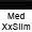 Medium Xxslim