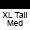 Xl Tall Med