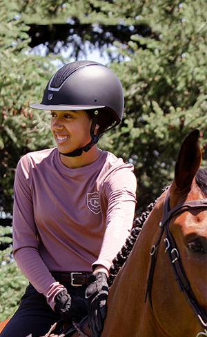 Riding Helmets Image
