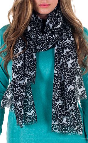 Equestrian Hats & Scarves Image