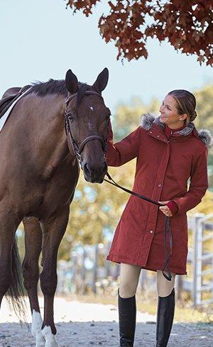 Equestrian Jackets & Coats Image