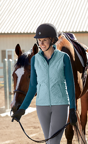 Casual Riding Vests & Fleeces Image