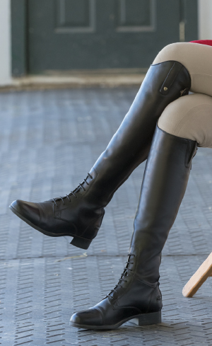 Tall Riding Boots Image