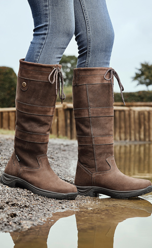 Riding Boots & Chaps Image