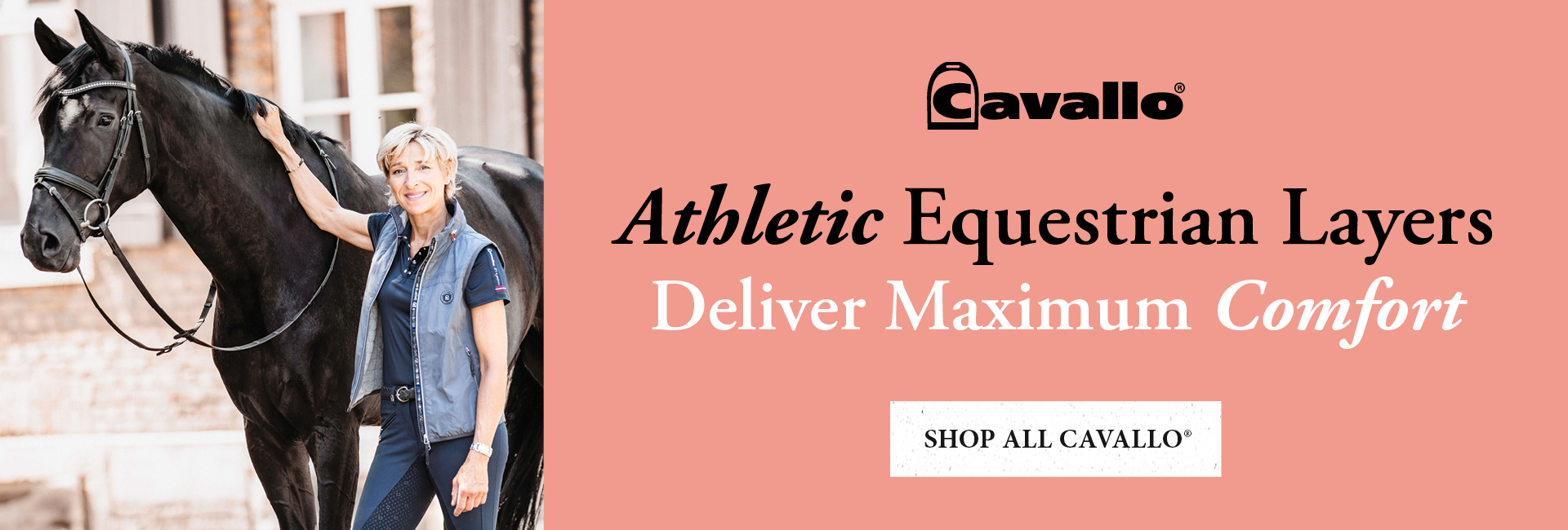 Shop Equestrian Layers from Cavallo