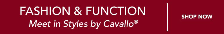 Shop Cavallo Favorites