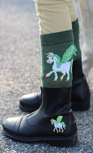 Kids' Paddock Boots Image