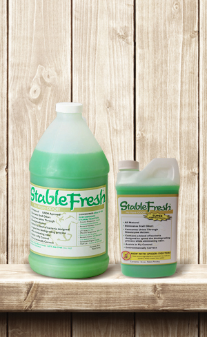 Stall Deodorizers & Disinfectants Image