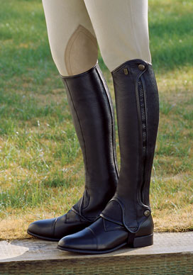 Paddock Boots and Half Chaps