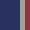 Navy/Burgundy