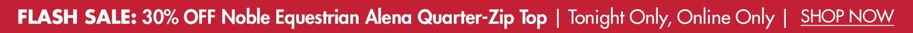 30% OFF Ovation® Slim Secret™ Full-Seat Breech30% OFF Noble Equestrian™ Alena Quarter-Zip Top