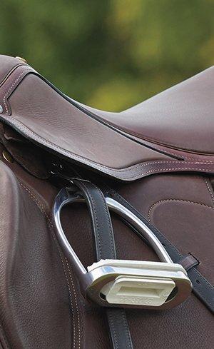 Stirrup Irons, Leathers & Girths Image