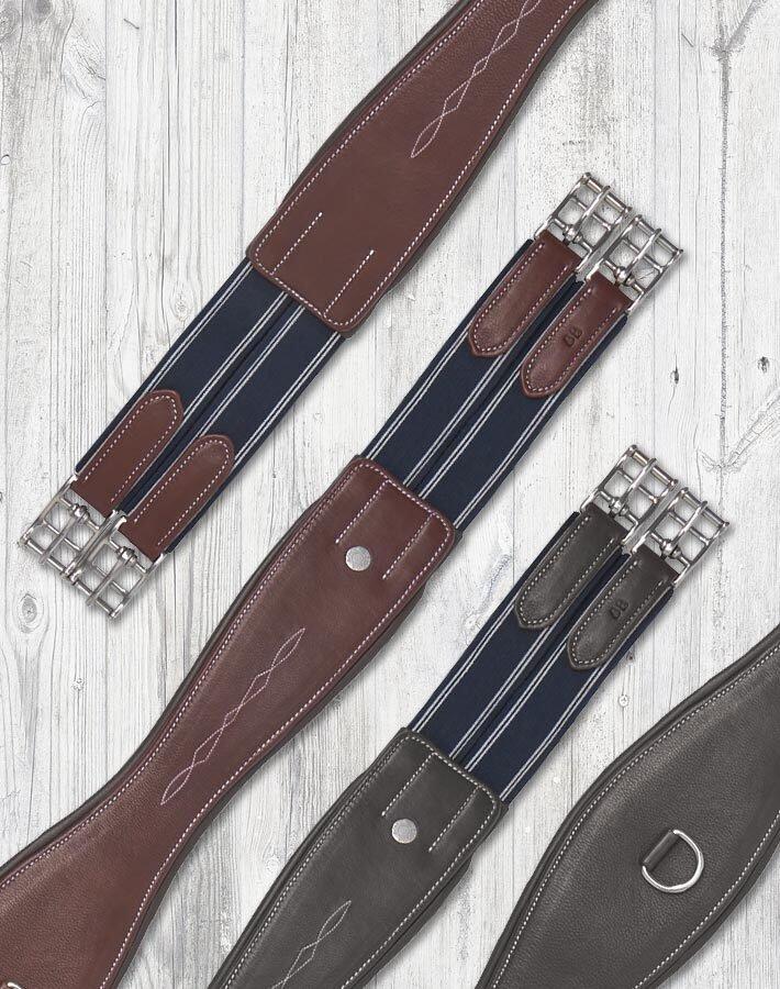 Dover Saddlery® InDulge™ Contoured Long Girth- $99.99!