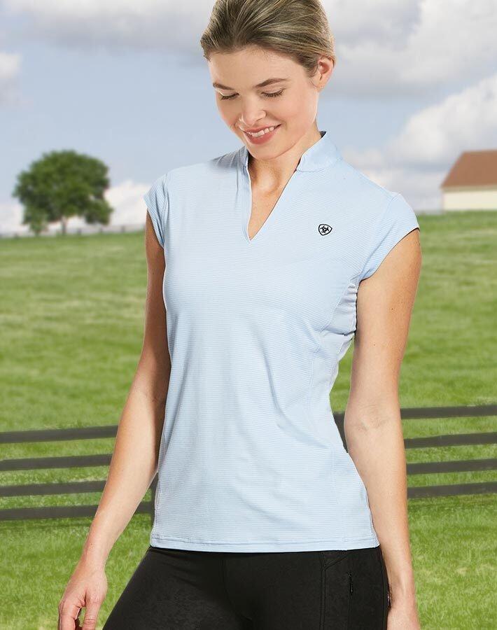 $39.99 Ariat® Ladies' Cambria Cap Sleeve Shirt - Save Now!