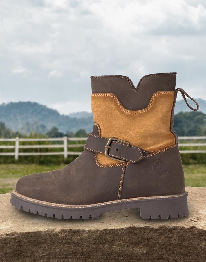 Dover Saddlery® Quinn Short Boots
