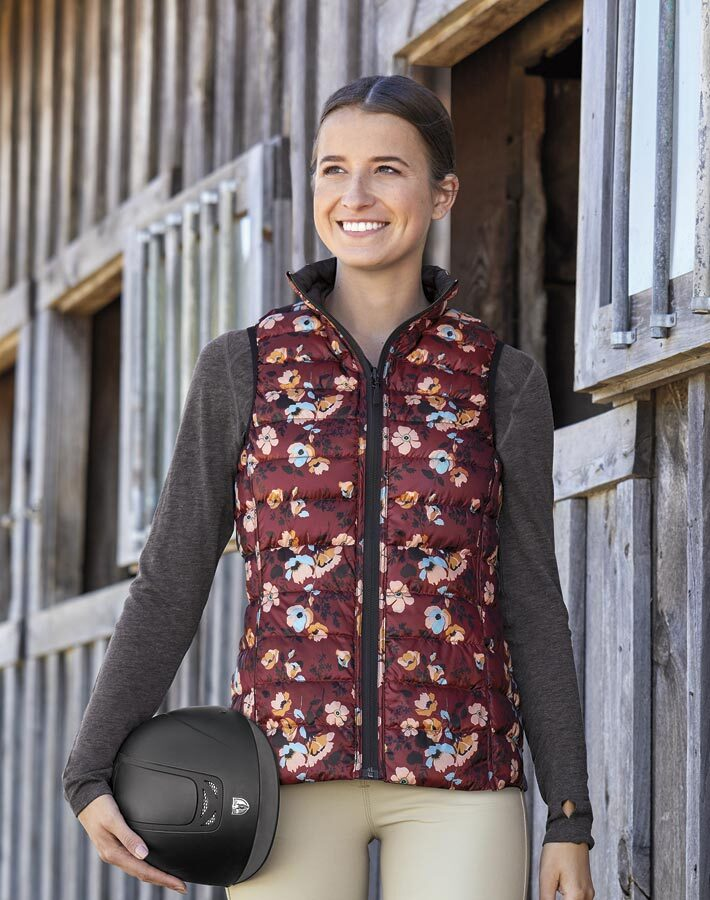 Dover Saddlery Reversible Down Jacket & Vest - Save 30%