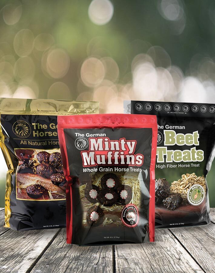 The German Horse Muffins & Beet Treats - Shop Now!