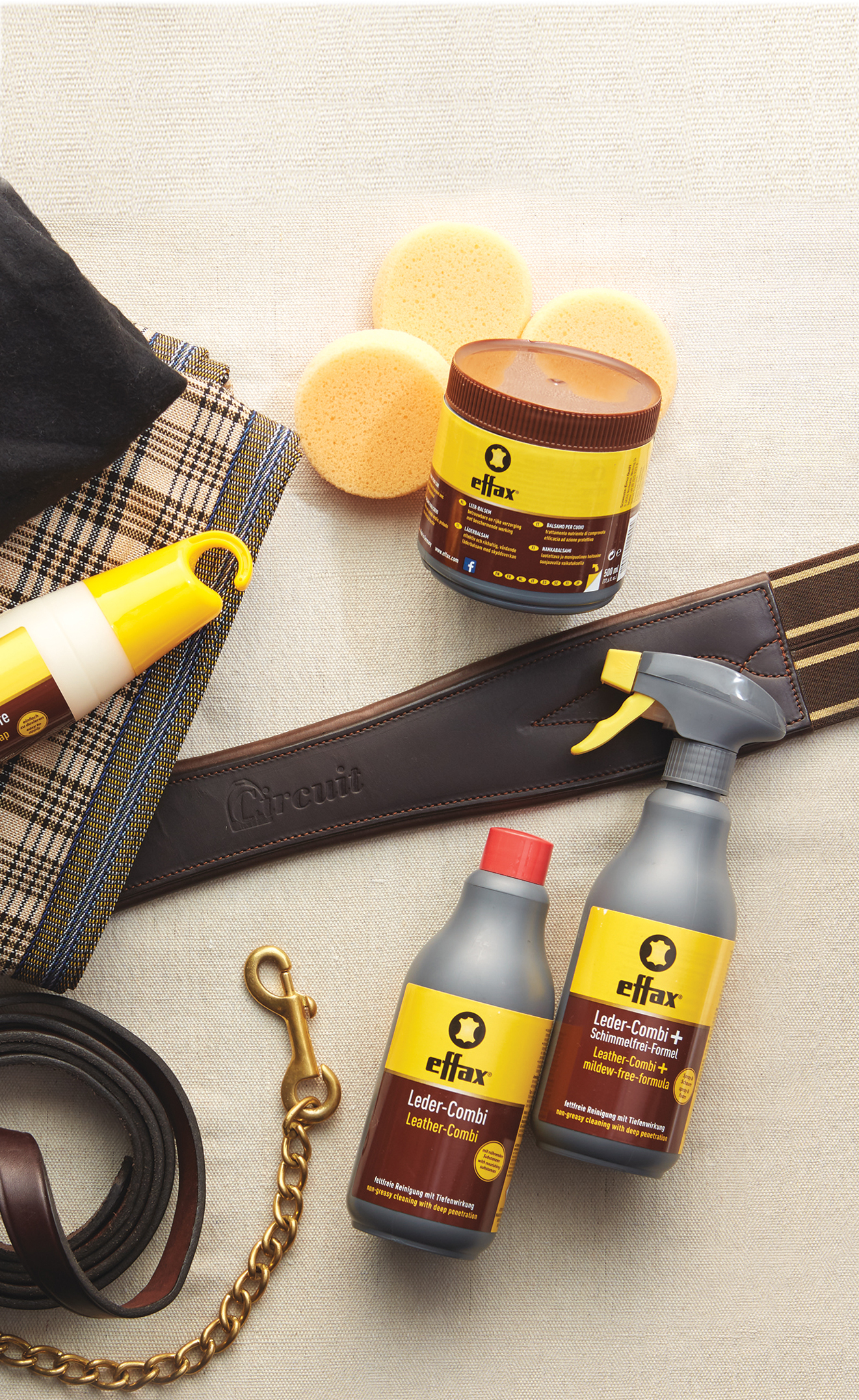Leather Care Products Image