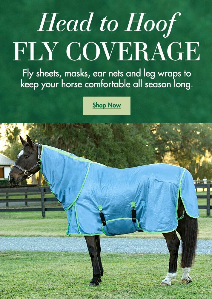 Head to Hoof Fly Coverage
