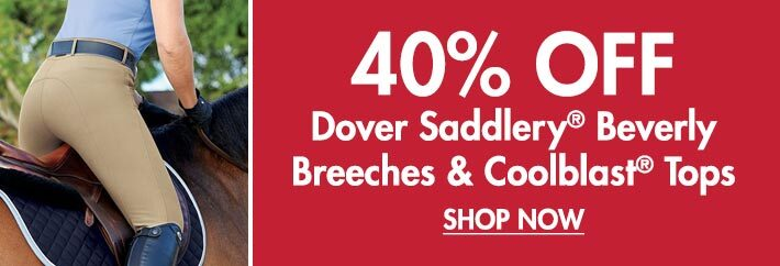 Sub Mobile: 40% Off Beverly Breeches & Coolblast Tops