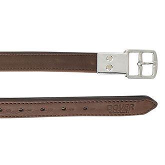 Dover Saddlery® Lined Stirrup Leathers