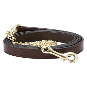 Perri's® Stable Leather Lead Shank