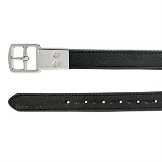 Dover Saddlery® Lined Dressage Stirrup Leathers