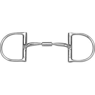 Myler® Comfort Snaffle D-Ring Bit