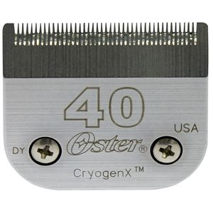 Oster A5 No. 40 Blade Replacement