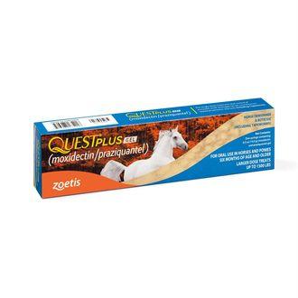 Quest Horse Wormer Gel Paste Equine Moxidectin *24 Tubes* Internal Parasites