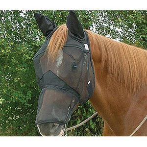 Cashel Quiet Ride™ Fly Mask with Ears